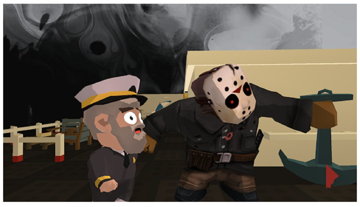 Friday the 13th- Killer Puzzle