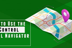 How To Use The TOS Control Panel Navigator App?