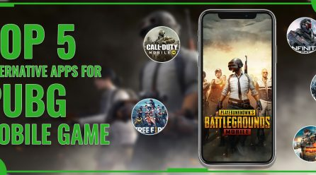 Top 5 Alternative Apps For PUBG Mobile Game