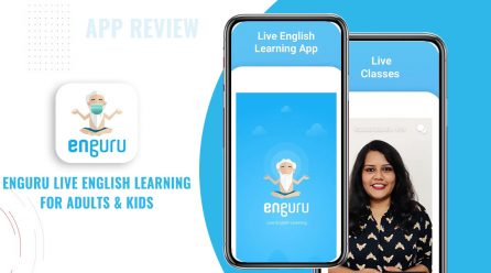 Enguru App Review – A Revolutionary Live English Learning App