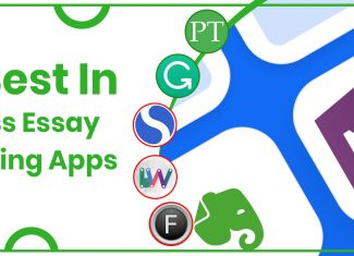 Innovate Your Essays With 5 Best In Class Essay Writing Apps